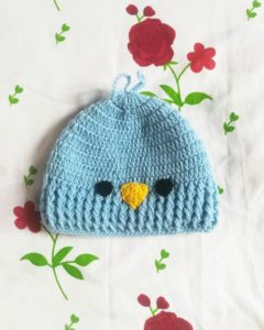 Cute woollen hats make for a cozy Christmas present
