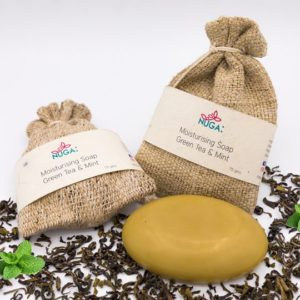 Natural soaps are a great Christmas gift for skincare enthusiasts