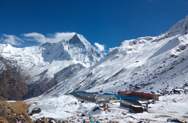 annapurna base camp, great destination for solo women travellers
