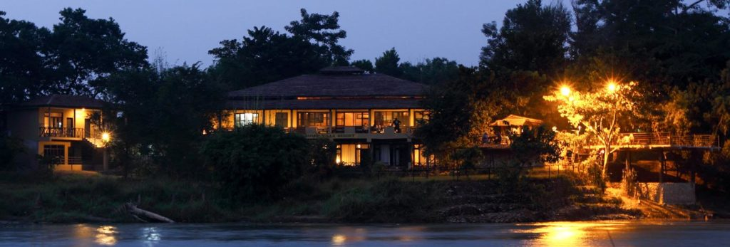 Jungle villa resort, one of the best bachelor party destinations in nepal