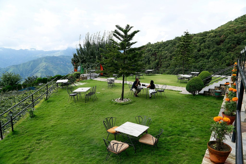 one of the best places to throw a bachelor party in nepal, pataleban vineyard resort