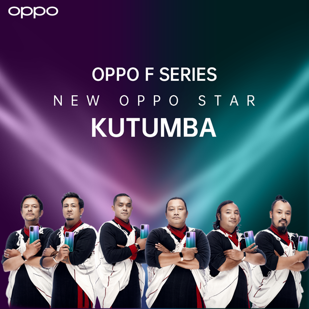 kutumba will be appearing in oppo's online event