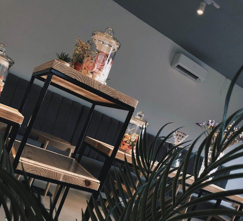 visit cafe joshi to relax