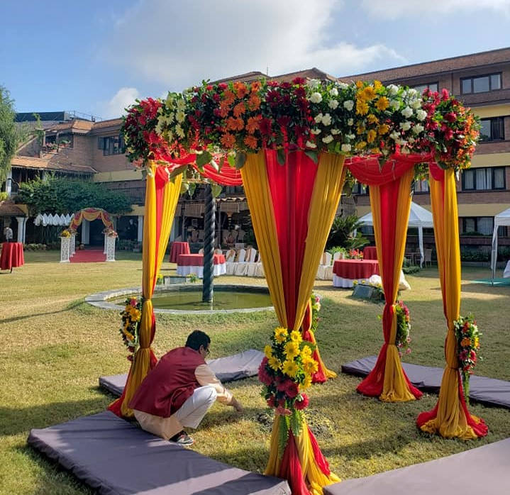 find nepal wedding planners to plan your wedding