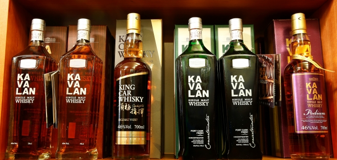 Kavalan Whisky launched in Nepal